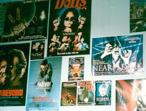 Some of the movie posters I picked up in Augustus Barnett