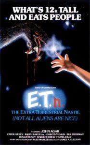 ETn (ET Nasty) VHS cover