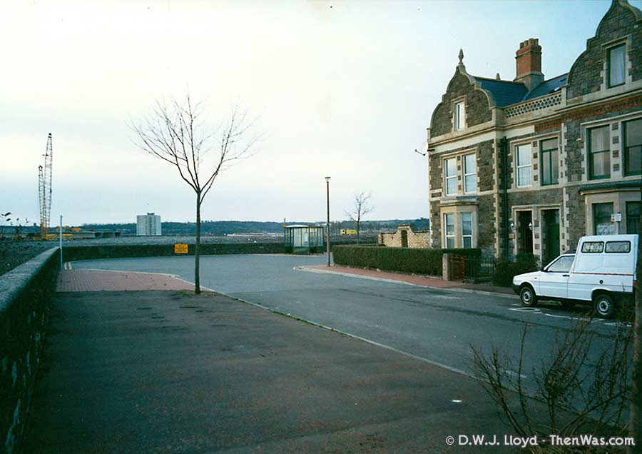 The end of Windsor Esplanade (circa 1992/93)