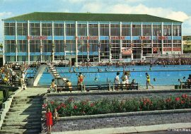 Barry Island Butlins In Old Postcards