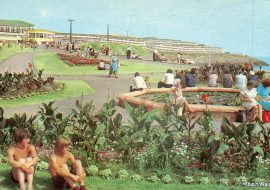 Barry Island Beach And Fair In Old Postcards – Part 2