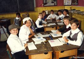 Centenary Celebrations 1982 – 100 Years Of Stacey Road School